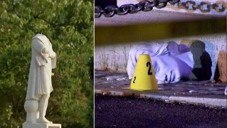columbus-statue-beheaded-in-boston