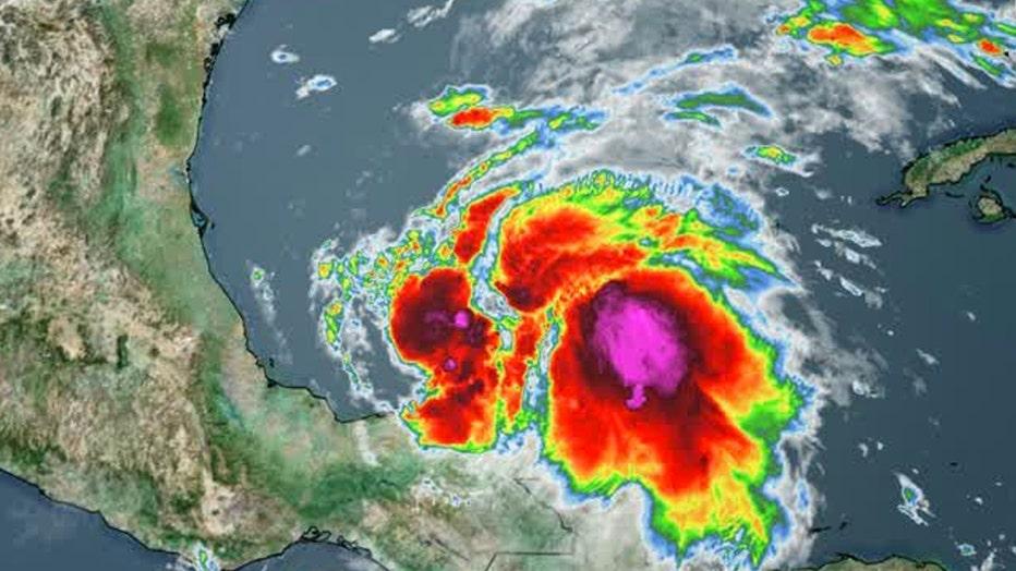 tropical depression three 5