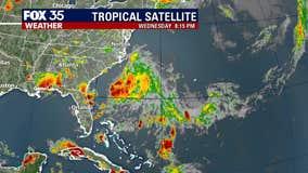 Tropics Update: July 9, 2020