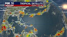 Tropics Update: July 7, 2020