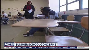 Orange County parents express concerns over summer school