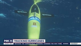 NOAA using unmanned submarines to track hurricanes