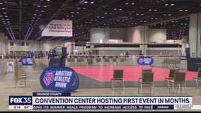 Convention Center to host volleyball tournament