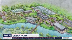Urban farm planned near Downtown Orlando