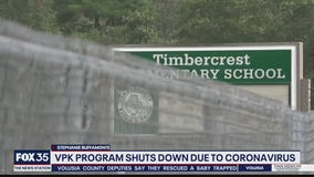 VPK program shuts down at Timbercrest
