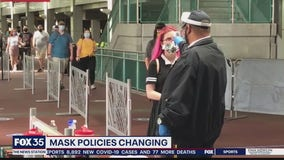 Disney mask policies changing again