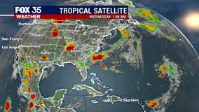 Tropics Update: July 1, 2020
