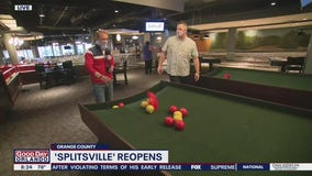 David Does It: Splitsville reopens