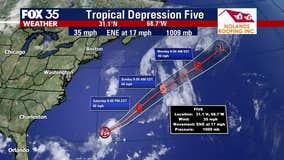 Tropics Update: July 4, 2020