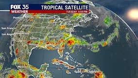 Tropics Update: July 8, 2020
