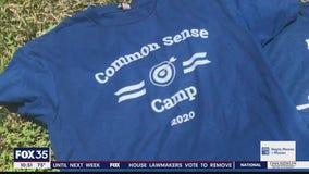 Common Sense Camp teaches kids life skills