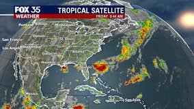 Tropics Update: July 3, 2020
