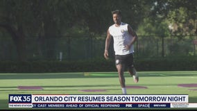 Orlando City to resume season play on Wednesday