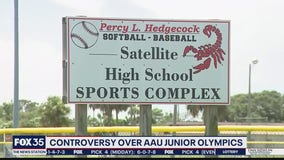 Controversy over AAU Junior Olympics