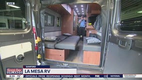 David Does It; La Mesa RV