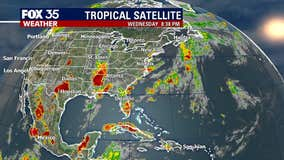 Tropics Update: July 2, 2020