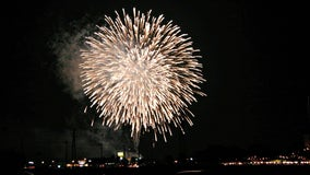 Fourth of July: Which beaches are open and where to watch fireworks