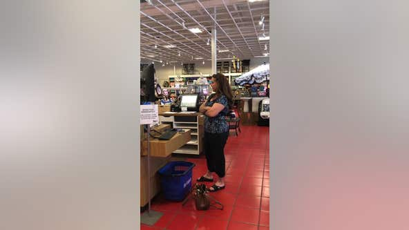 Video shows Florida woman coughing on cancer patient at store, deputies say