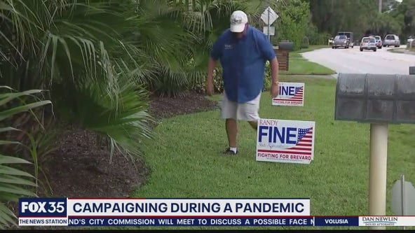 Campaigning during a pandemic