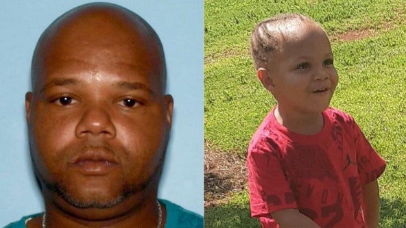 Police: 3-year-old Georgia boy found safe after abduction, 'Amber Alert'