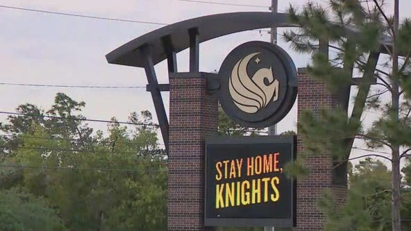 UCF students to do remote learning week after return from spring break