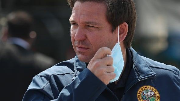 Gov. Ron DeSantis extends order banning local governments from enforcing mask mandates