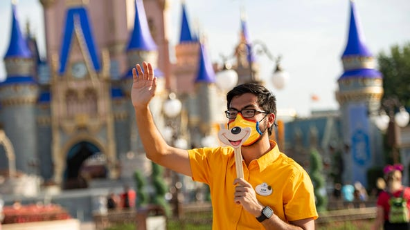 Parents not ready to bring kids back to Disneyland, Disney World and other theme parks: report