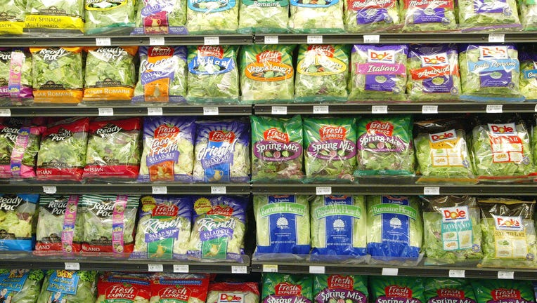 a9065e7e-Packaged Salad Is The Second Fastest Selling Item On Grocery Shelves