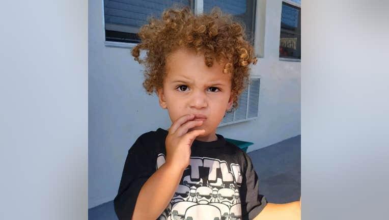 identify toddler