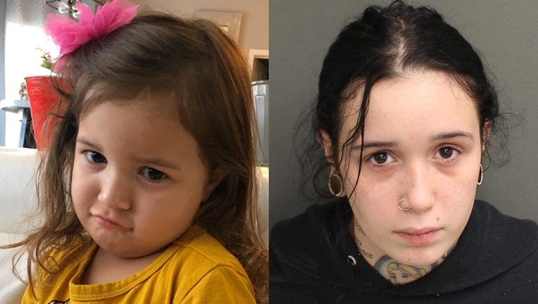 missing daughter and mom lake county