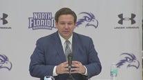 Governor DeSantis holds education roundtable in Jacksonville