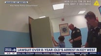 Boy, 8, handcuffed and arrested