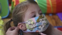 Easing children into mask use as schools prepare to reopen