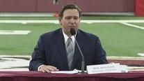 Governor DeSantis holds collegiate athletics roundtable