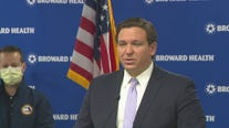 Governor DeSantis gives coronavirus update