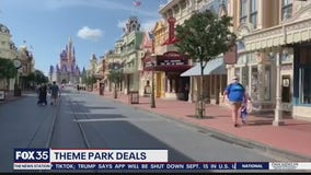 Theme park deals to be had during pandemic