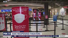 AMC reopening theaters