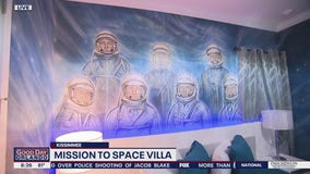 David Does It: Mission to Space Villa