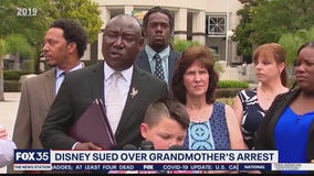 Disney sued over grandmother arrested with CBD oil