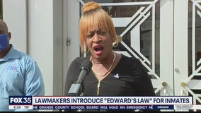 Law introduced to help protect inmates from COVID-19