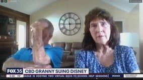 Woman suing Disney after arrest over CBD oil