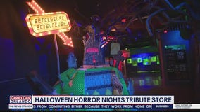 David Does It: Halloween Horror Nights Tribute store