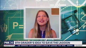 Student has idea to save Indian River Lagoon