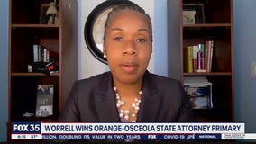 Worrell wins primary race for Orange-Osceola State Attorney