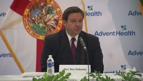 Gov. DeSantis praises Florida Primary elections, says officials did a 'really good job'