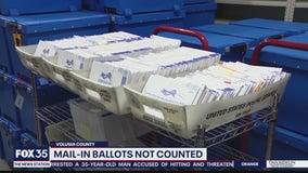 Volusia officials frustrated over late delivery of ballots