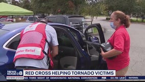 Red Cross helping DeLand tornado victims