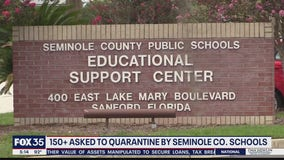 Over 150 asked to quarantine by Seminole County Public Schools