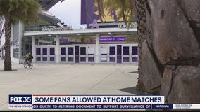 Some fans allowed at Orlando City SC home matches