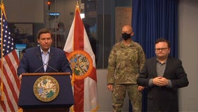 Florida Gov. Ron DeSantis: 'Be prepared' for Isaias